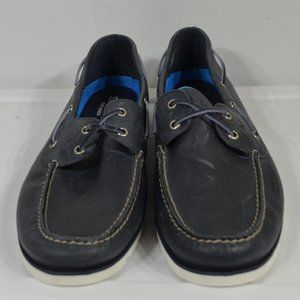 Sperry Men's Top Sider Size 16 STS18834 Navy NWOT